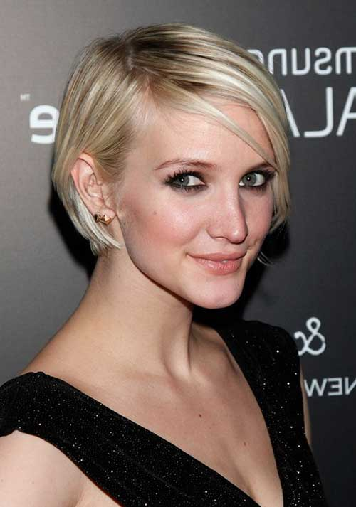 Awe Inspiring New Bob Haircuts For Fine Hair Short Hairstyles 2016 2017 Hairstyle Inspiration Daily Dogsangcom