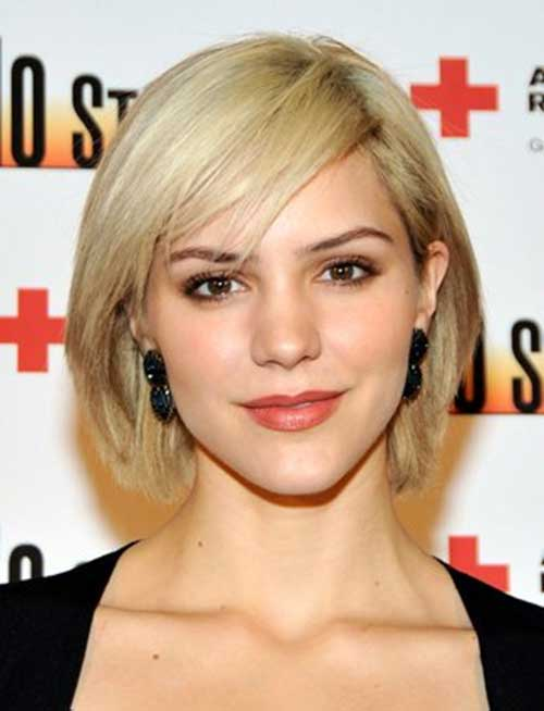 Katharine McPhee Short Hair