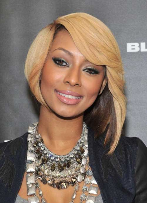 Pleasing Bob Cuts For Round Faces Short Hairstyles 2016 2017 Most Short Hairstyles For Black Women Fulllsitofus