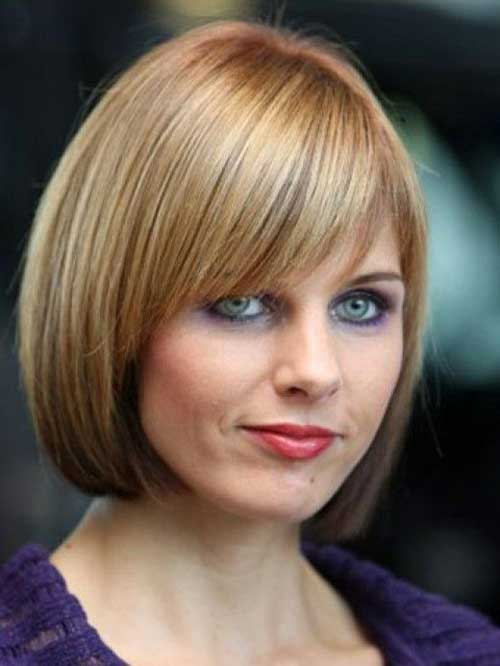 Fine Short Straight Hairstyles With Bangs Short Hairstyles 2016 Short Hairstyles Gunalazisus