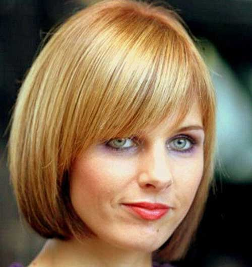Short Straight Hair for Fine Hairstyle Summer