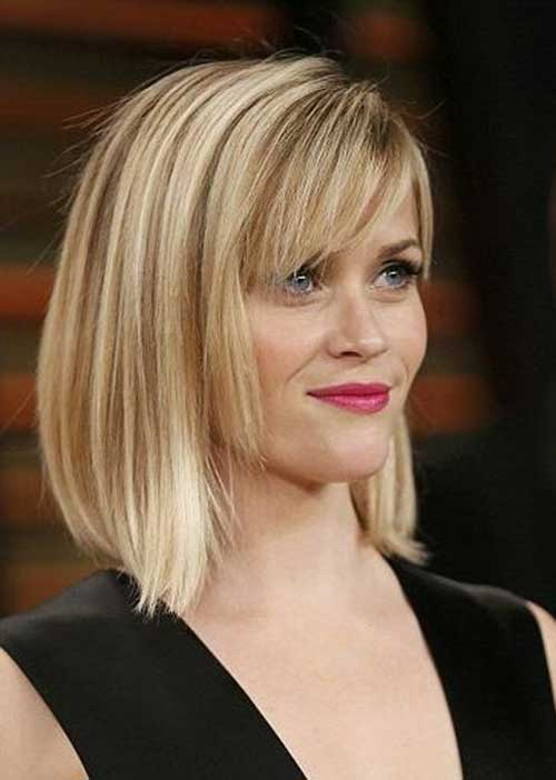 Short Straight Hairstyles with Bangs Short Hairstyles 2016 2017