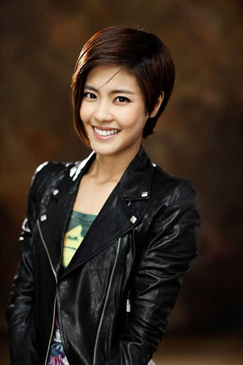 Best Asian Short Haircut