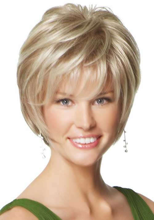 Best Short Blonde Layered Pixie Hair