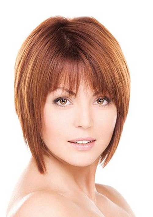 Best Short Blonde Straight Bob Hair