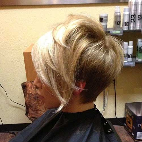 Best Short Highlighted Hair Cuts