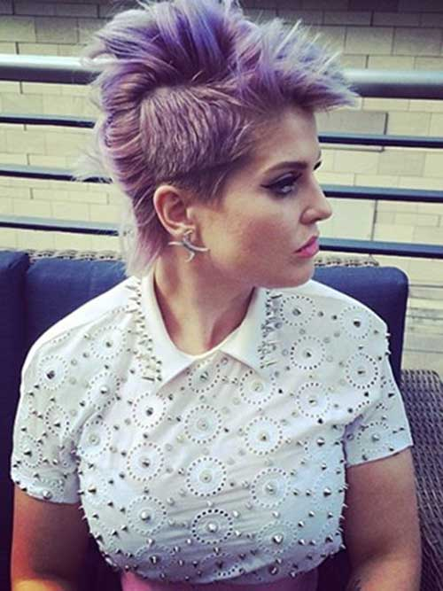 Best Short Mohawk Hair Cuts for Girls