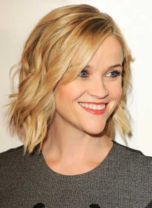 Best Short Wavy Bob Hair Cuts