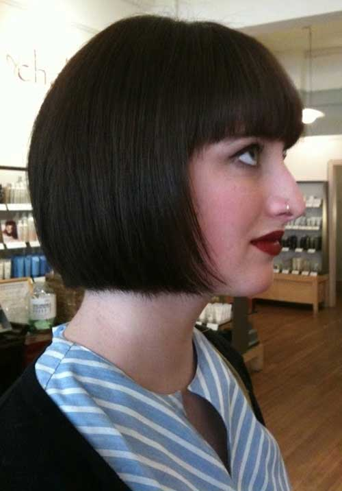 Best Straight French Bob Hairstyles