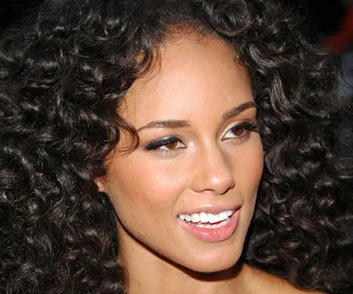 Black Quick Curly Weave Hairstyles