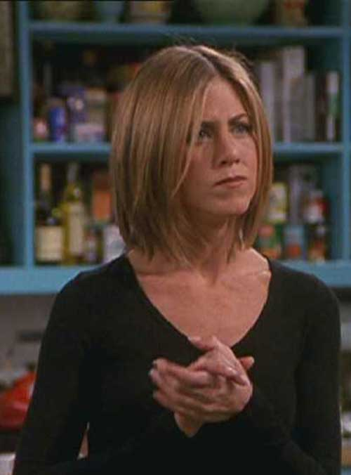 Short Bob Hair Jennifer Aniston