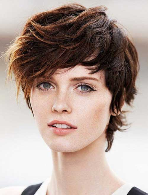 Pleasant 20 Best Short Brown Haircuts Short Hairstyles 2016 2017 Most Short Hairstyles For Black Women Fulllsitofus