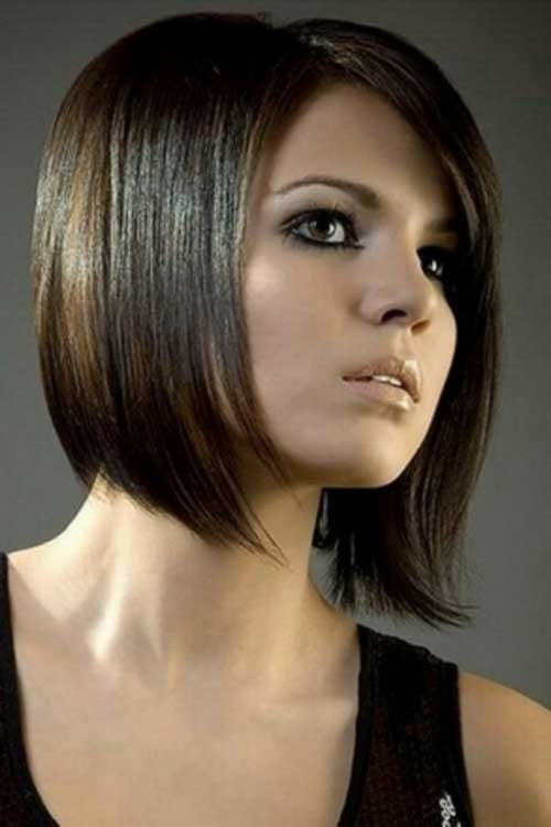 Astounding 1000 Images About Hair On Pinterest A Line Haircut A Line Bobs Hairstyles For Women Draintrainus