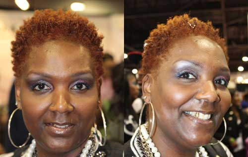 Casual Short Hairstyles For Black Women Over 50