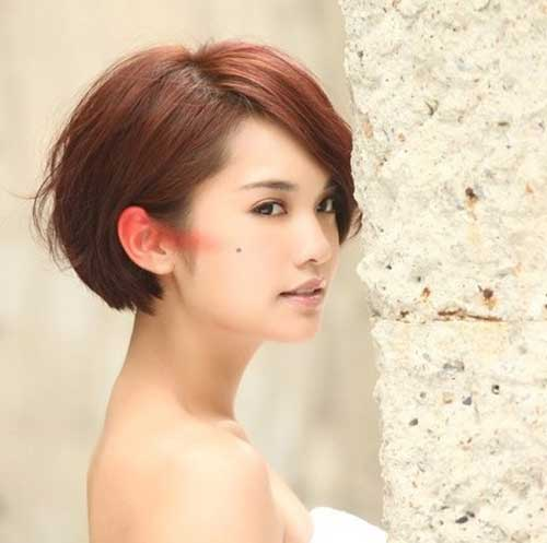 Chic Chinese Bob Hairstyles 2014-2015