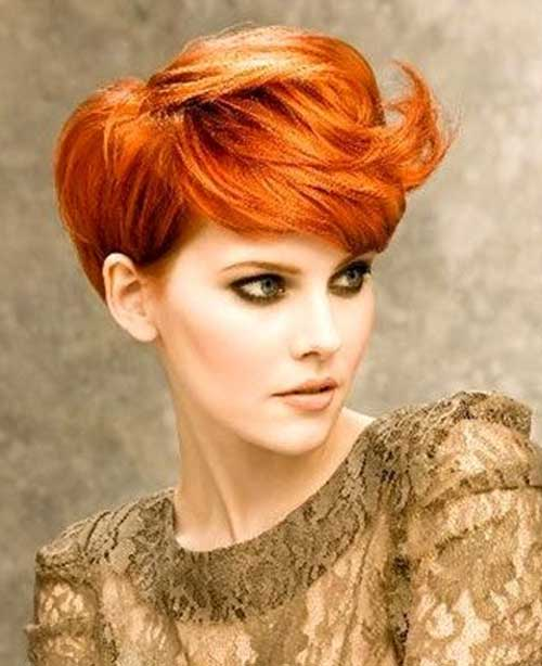 Chic Short Bob Hair Cuts Images