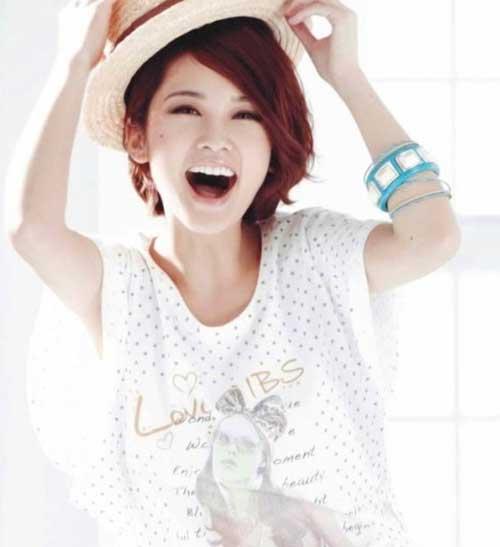 Chinese Bob Hair for Cute Girls