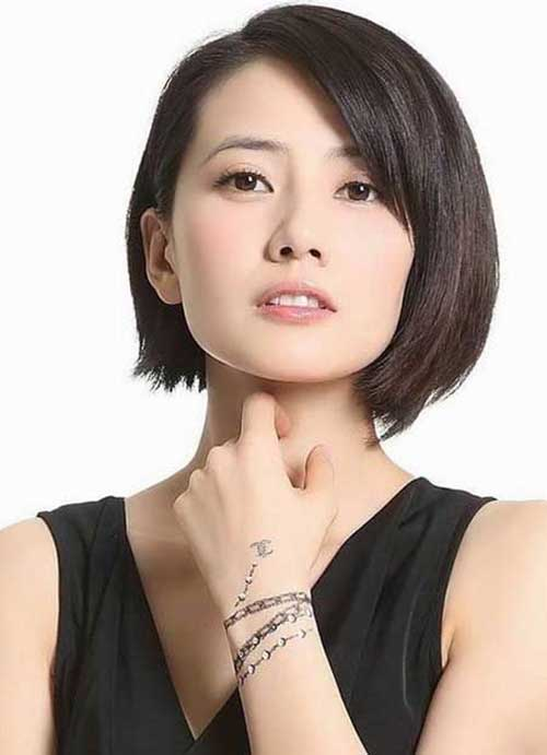 Surprising Chinese Bob Hairstyles 2014 2015 Short Hairstyles 2016 2017 Hairstyle Inspiration Daily Dogsangcom