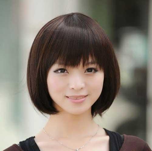 Surprising Chinese Bob Hairstyles 2014 2015 Short Hairstyles 2016 2017 Hairstyles For Women Draintrainus
