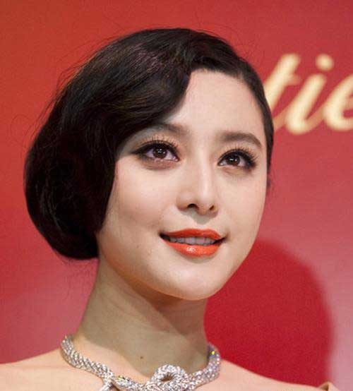 Classic Chinese Bob Hairstyles 2014