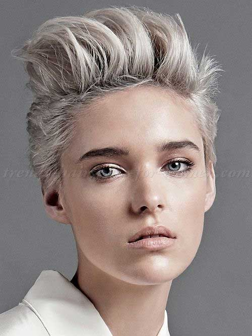 20 Short Funky Haircuts Short Hairstyles 2016 2017