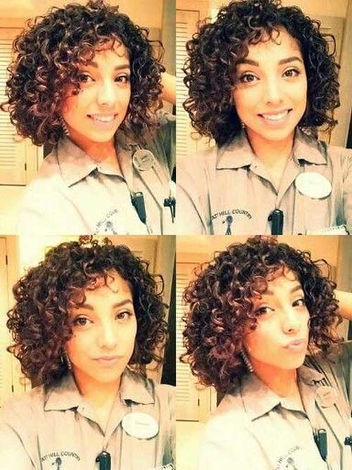 Fantastic 15 Beautiful Short Curly Weave Hairstyles 2014 Short Hairstyles Short Hairstyles For Black Women Fulllsitofus