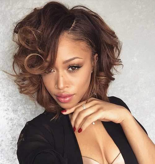 20 Cute Bob Hairstyles For Black Women | Short Hairstyles ...