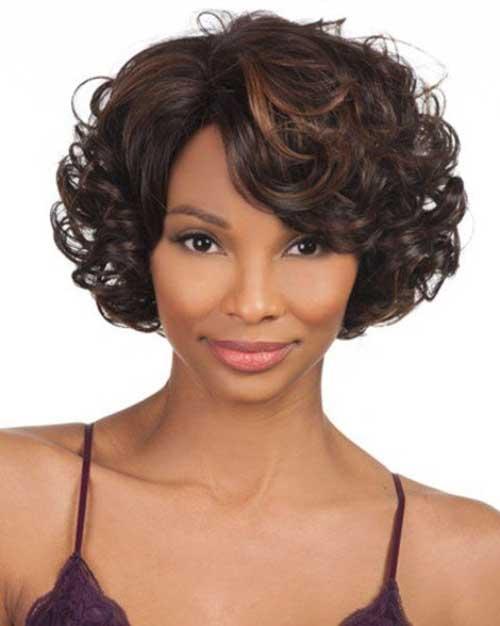 Awe Inspiring 20 Cute Bob Hairstyles For Black Women Short Hairstyles 2016 Short Hairstyles Gunalazisus