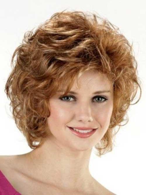 Sensational Best Curly Short Hairstyles For Round Faces Short Hairstyles Short Hairstyles For Black Women Fulllsitofus