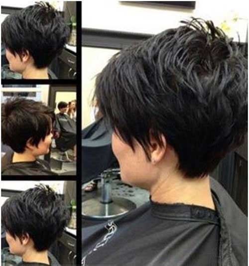 Cute Pixie Hairstyles for Short Thick Hair