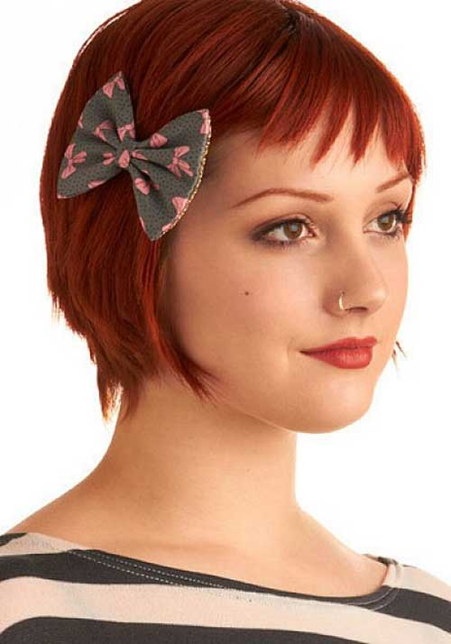 Cute Images of Short Hair Cuts