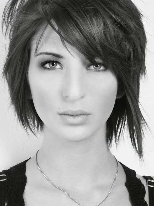 15 Cute Short Layered Haircuts