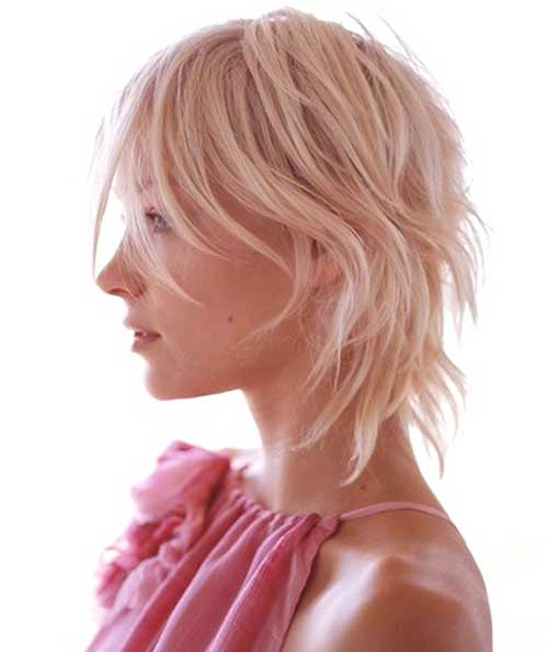 15 Cute Short Layered Haircuts Short Hairstyles 2016 2017