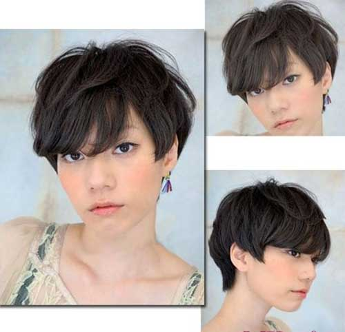 Best Cute Short Haircuts Asians