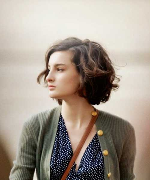 Cute Short Haircuts for Thick Dark Hair