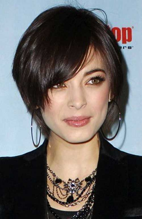 Tremendous 15 Cute Short Hairstyles For Thin Hair Short Hairstyles 2016 Short Hairstyles For Black Women Fulllsitofus