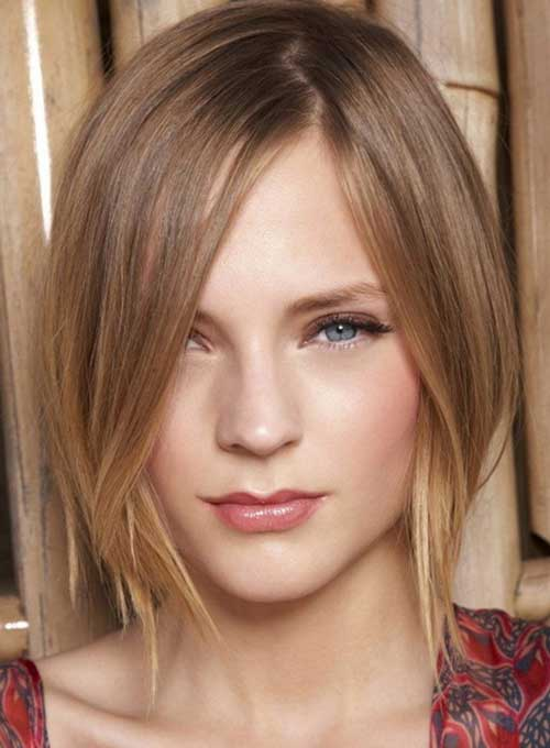Cute Short Layered Haircuts Ideas