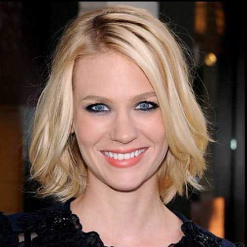 Cute Short Thin Choppy Bob Hairstyles