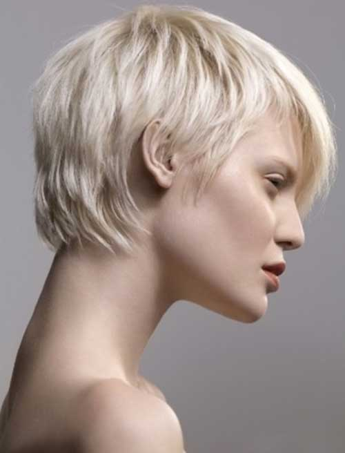 Cutest Short Layered Pixie Hairstyles