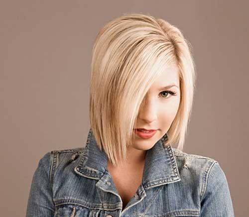 Fine Straight Hair Short Cut Ideas