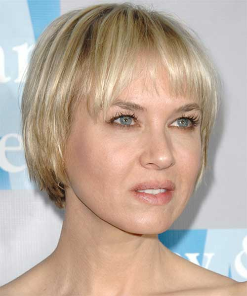Fine Straight Thin Short Hairstyles