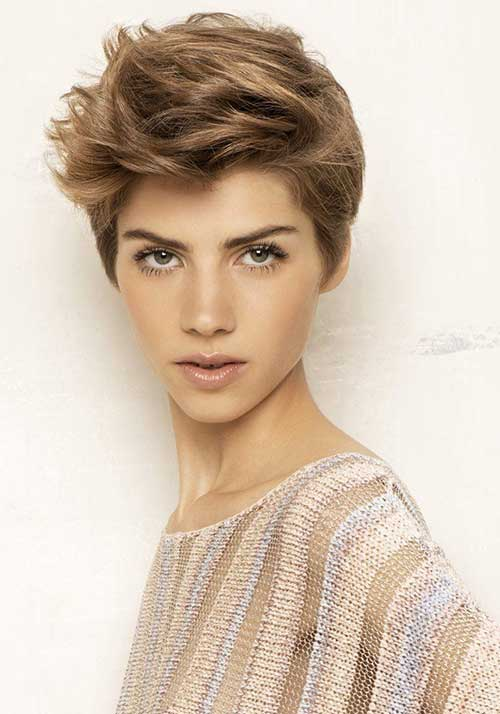 Best Funky Short Haircuts
