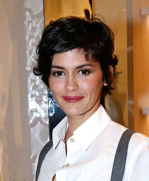 Images of Short Dark Curly Hair