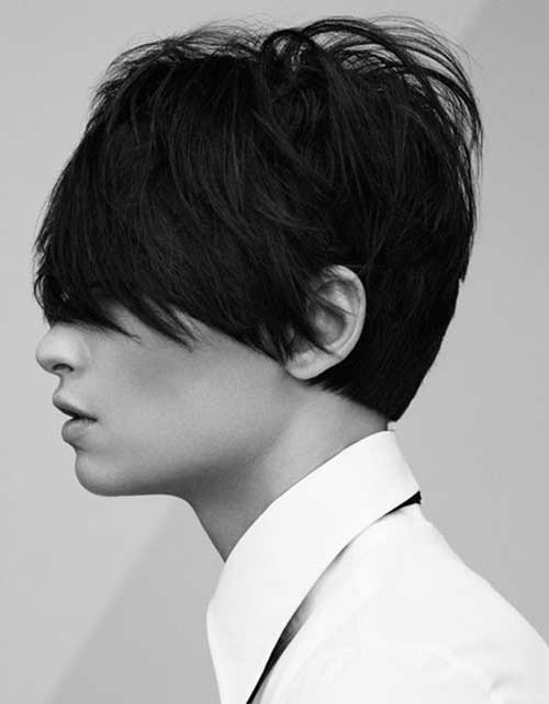 Images of Short Layered Hair Cuts