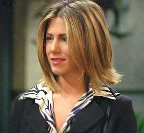 Jennifer Aniston New Bob Haircuts Short Hairstyles 2018 2019