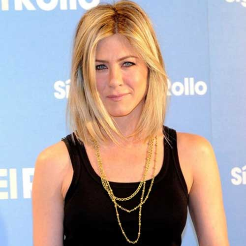 Jennifer Aniston Bob Haircuts Pictures