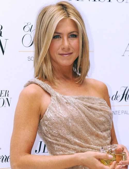 Jennifer Aniston New Bob Haircuts | Short Hairstyles 2016 - 2017 ... Jennifer Aniston