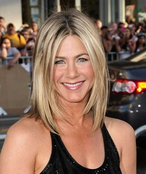 Jennifer Aniston Best Long Bob Hairdo