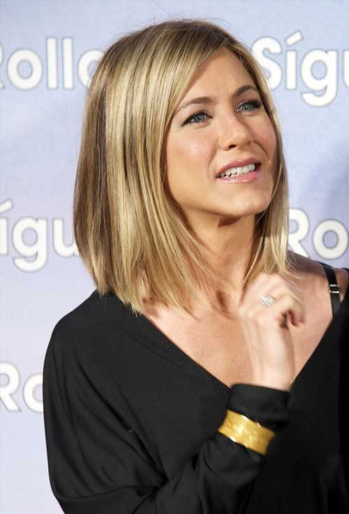 Jennifer Aniston Nice Long Bob