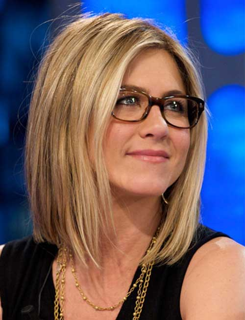 Jennifer Aniston New Bob Haircuts